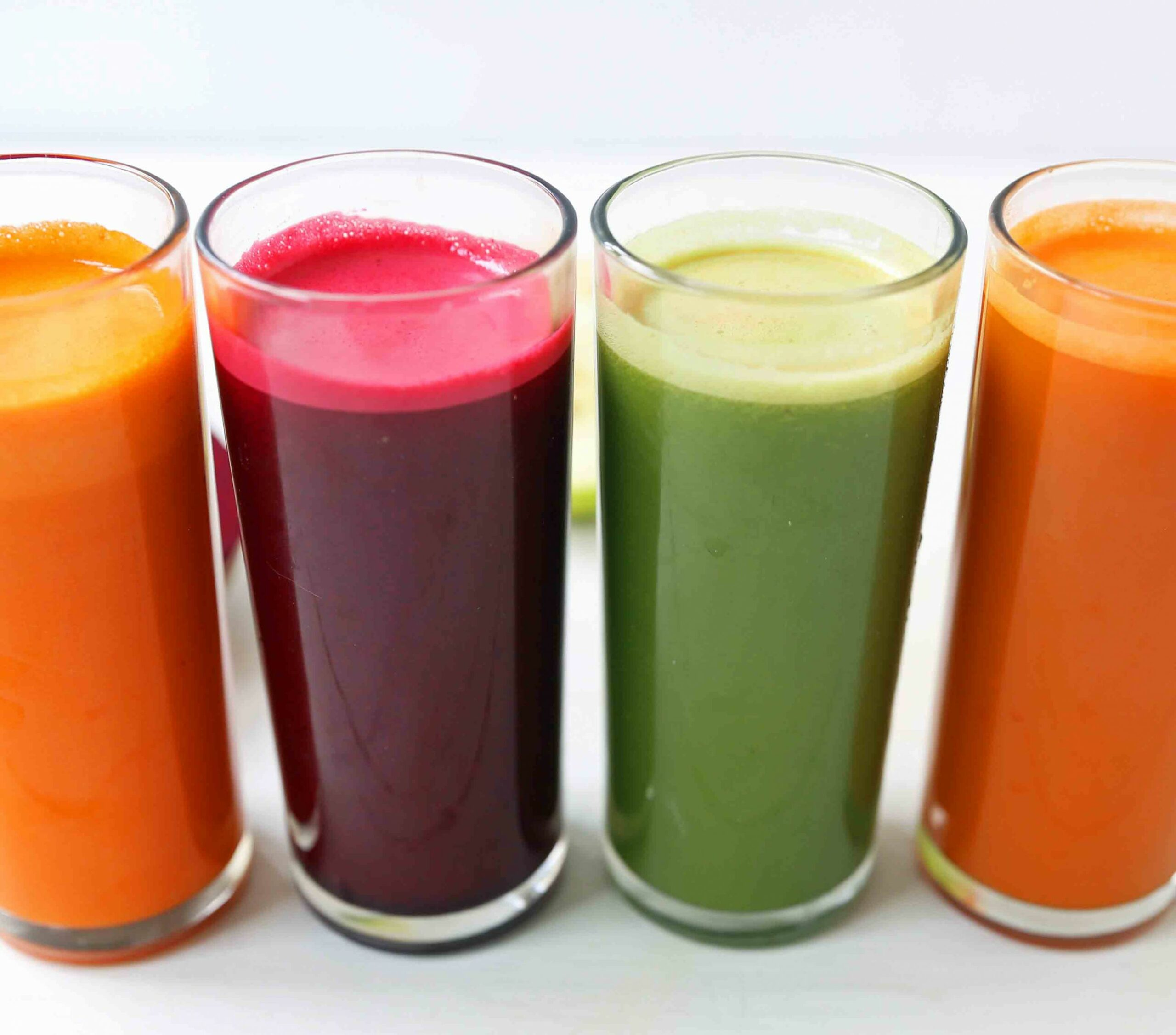 Healthy Juice Cleanse Recipes – Modern Honey - Recipes Vegetable Juices