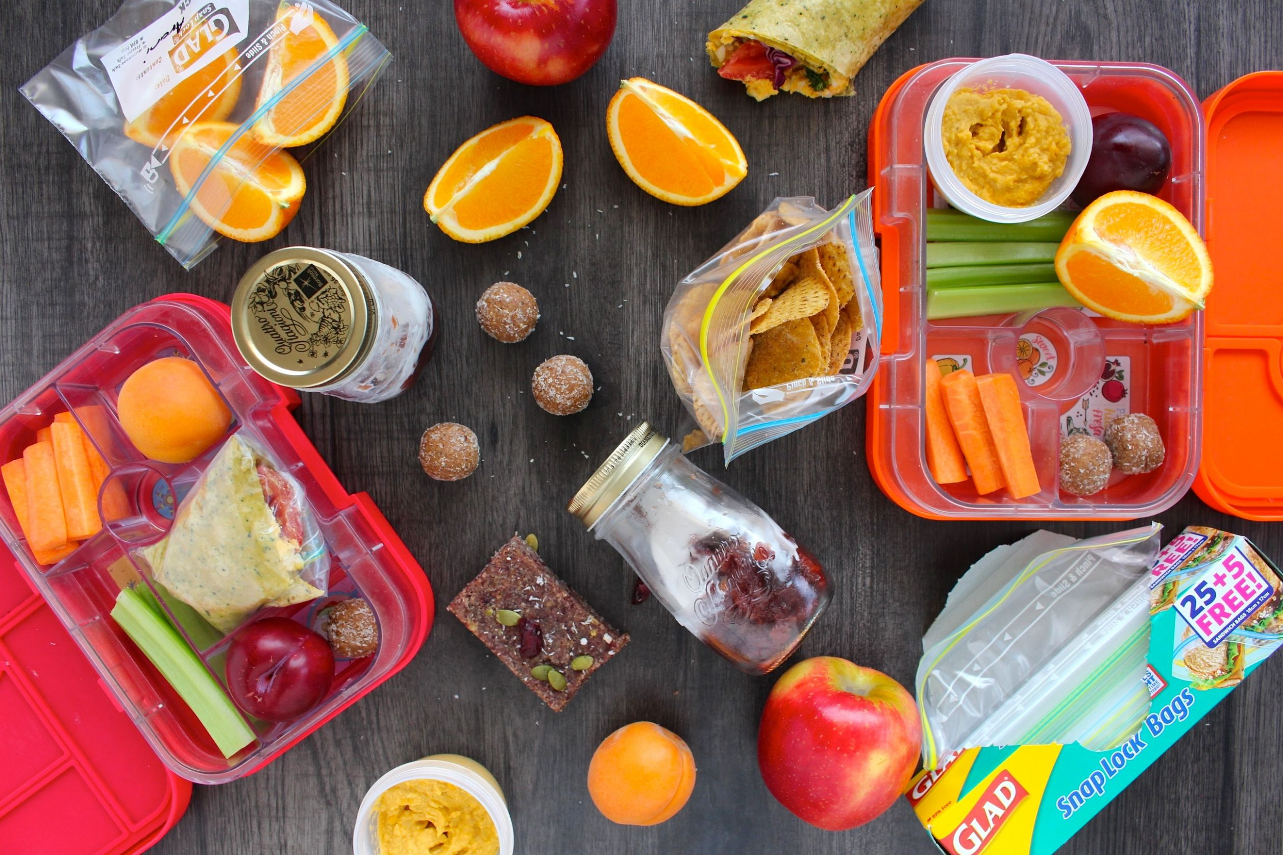Healthy Kids Lunchbox Tips and Recipe Ideas - Healthy Recipes Nz Lunch