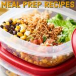 Healthy Meal Prep Recipes 10 – Quick, Easy, Healthy, Delicious! – Healthy Recipes Quick And Cheap