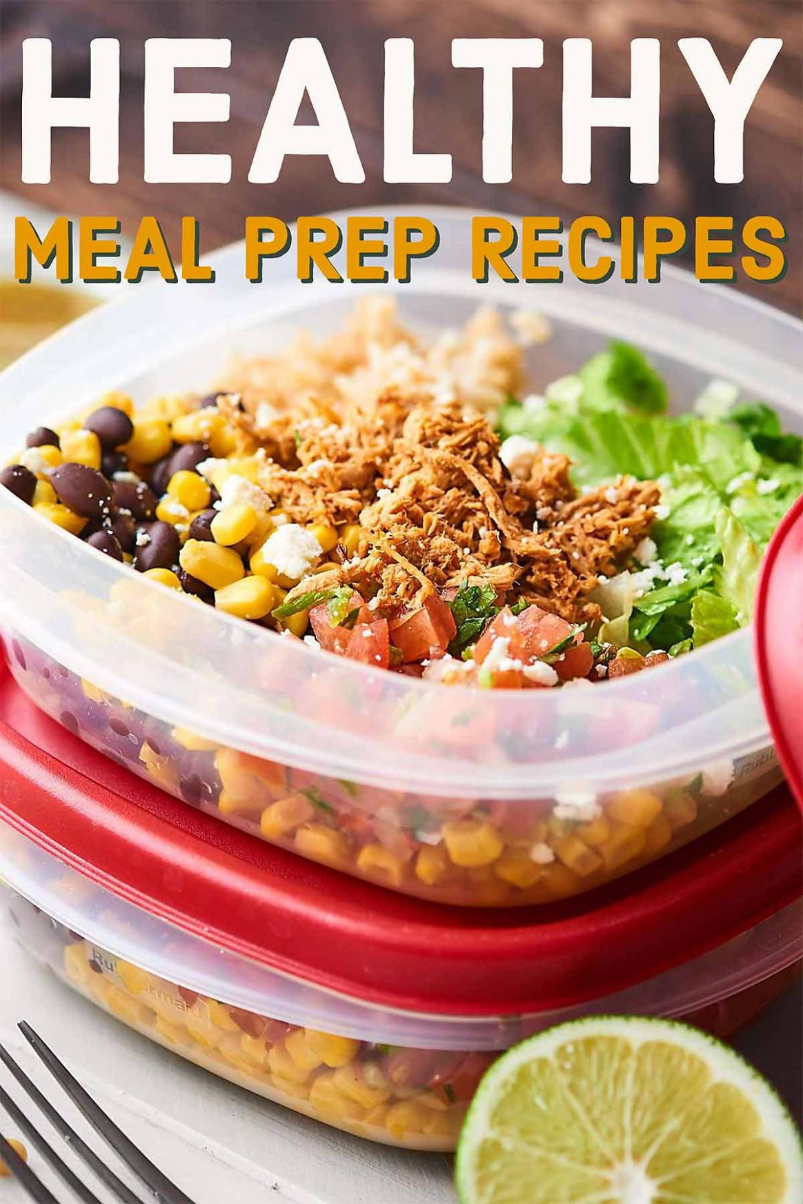 Healthy Meal Prep Recipes 10 - Quick, Easy, Healthy, Delicious! - Healthy Recipes Quick And Cheap