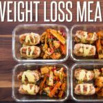 Healthy Meal Prepping For Weight Loss – Tasty Recipes For Losing Weight – Easy Recipes To Lose Weight