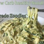 Healthy Noodles For Weight Loss | Zucchini Alfredo Noodles Recipe In Tamil  (eng Title)| Keto Recipes – Healthy Zucchini Recipes For Weight Loss