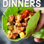 Healthy One Pot Dinner Recipes – Show Me The Yummy – Easy Recipes For One