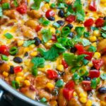 Healthy One Pot Enchilada Pasta – Recipes Vegetarian And Gluten Free