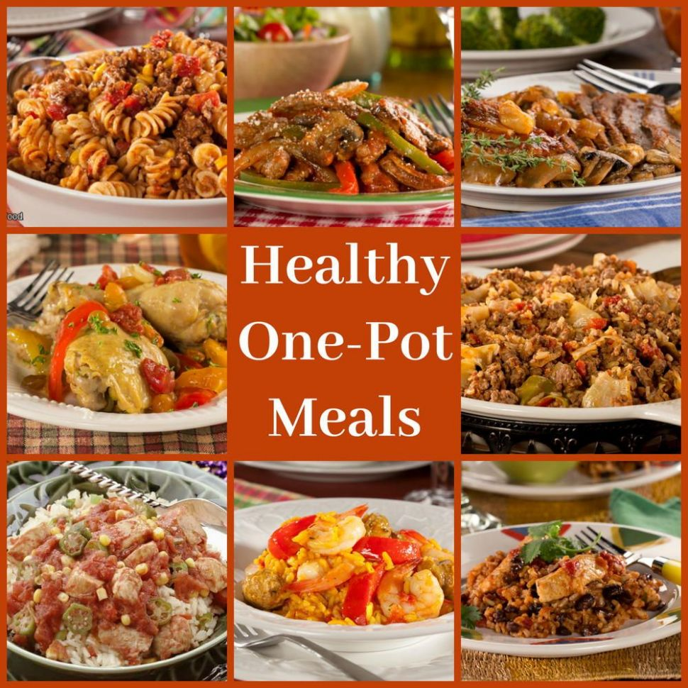 Healthy One-Pot Meals: 8 Easy Diabetic Dinner Recipes | Healthy ..
