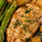 Healthy Oven Baked Chicken Breast Recipe