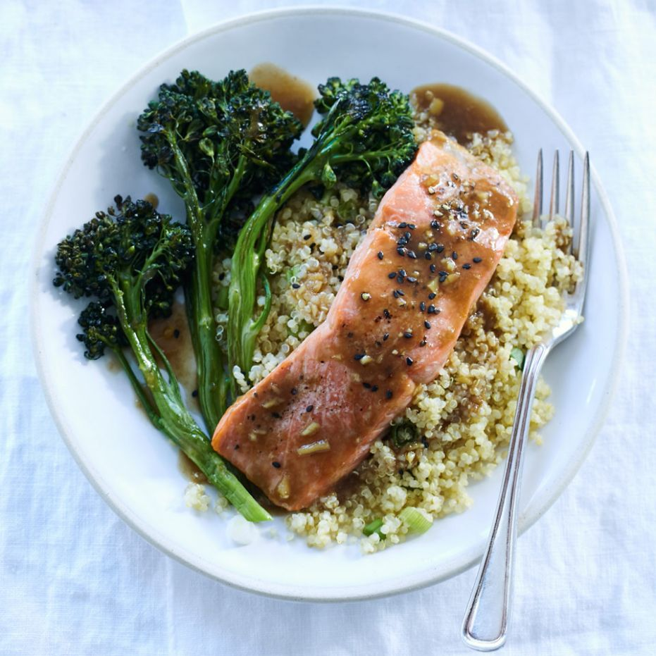 Healthy Quick & Easy Fish & Seafood Recipes - EatingWell - Recipes Fish Healthy