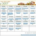 Healthy, Quick & Easy Meal Plan – 9 Recipes & Printable Menu Plan – Healthy Recipes Printable