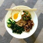 Healthy Recipe: Korean Bibimbap – Healthy Travel Blog – Healthy Recipes Korean