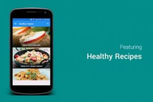 Healthy recipes : Free recipe app