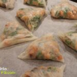 Healthy Rice Paper Vegetarian Indian Inspired Samosa's – Recipes Rice Paper