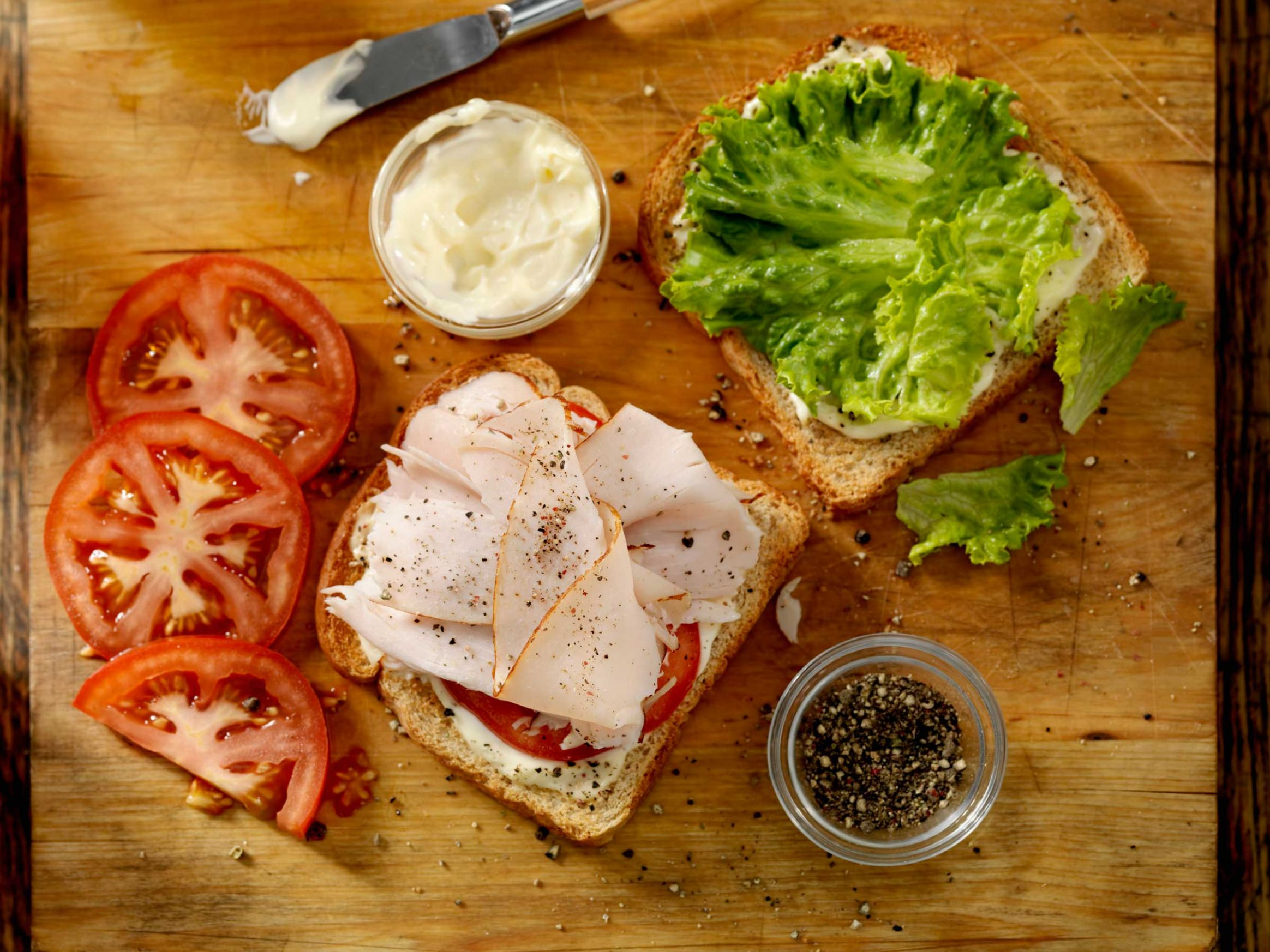 Healthy Sandwiches for Weight Loss | The Healthy - Healthy Recipes For Weight Loss Nz