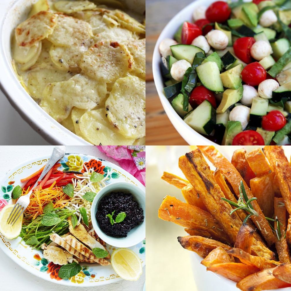 Healthy Sides and Salad Recipes For a Summer BBQ | POPSUGAR ..