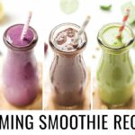 HEALTHY SMOOTHIE RECIPES | 9 Smoothies For Weight Loss – Smoothie Recipes For Weight Loss Meal Replacement