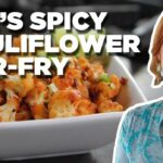 Healthy Spicy Cauliflower Stir Fry With Ree Drummond | Food ..