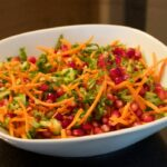 Healthy Sprouts Salad Recipe (Vegan, Indian) – Indulgent Fuel – Salad Recipes India