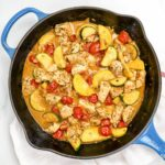 Healthy Tuscan Chicken With Zucchini And Tomatoes – Recipe Chicken Breast Zucchini Yellow Squash