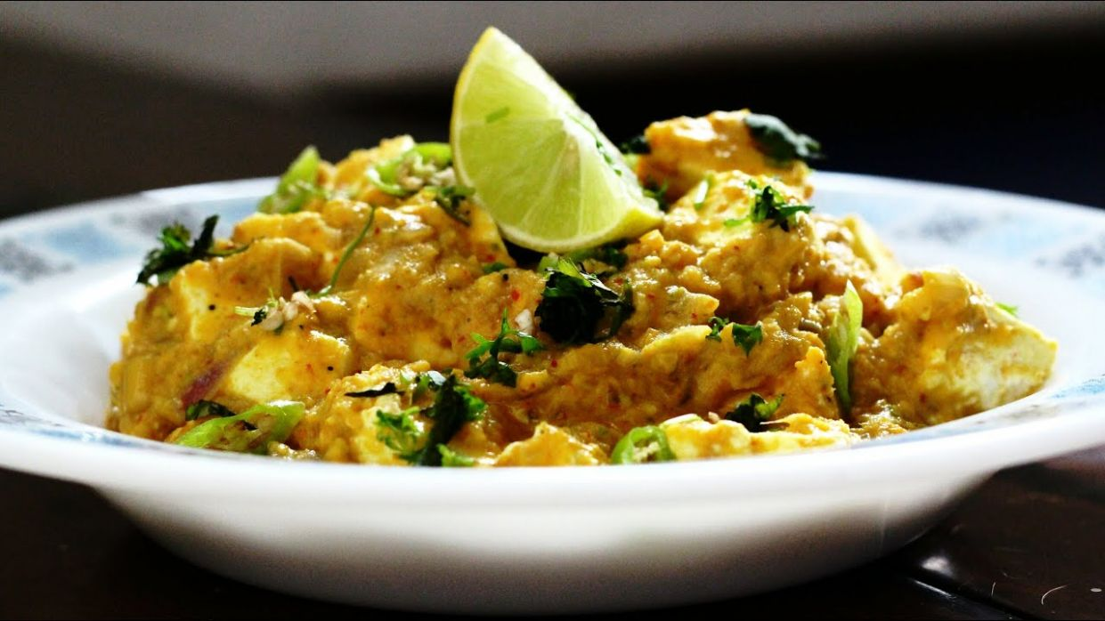 HEALTHY vegetarian recipes - Peanut Masala Paneer | HEALTHY Paneer Recipes  for BODYBUILDING - Healthy Recipes Of Paneer