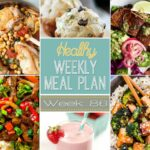 Healthy Weekly Meal Plan – Healthy Recipes Your Man Will Love