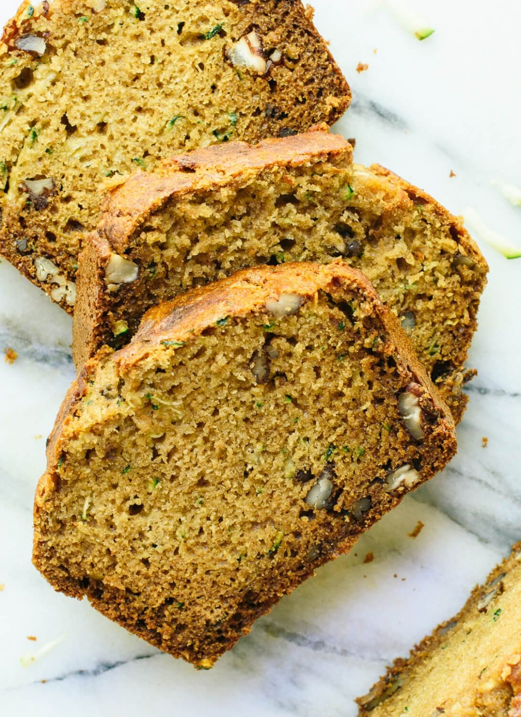 Healthy Zucchini Bread - Healthy Recipes Zucchini Bread