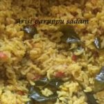 HealthyTummy: Aarisi Paruppu Sadam|Rice And Dal Variety Rice|Tasty ..