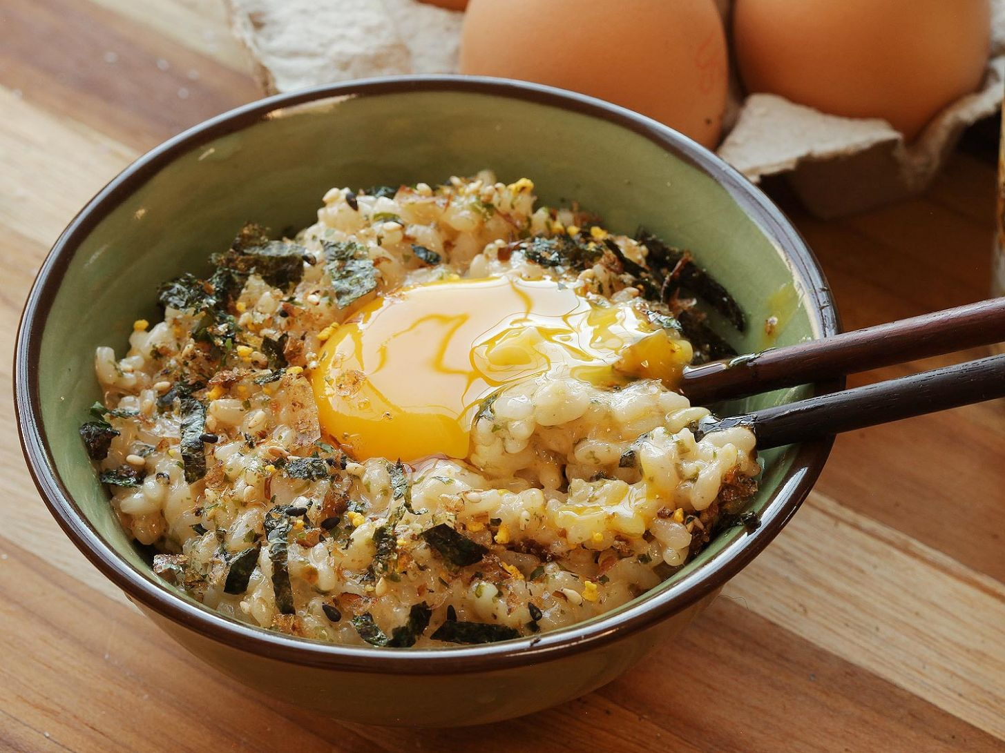 Hello, Tamago Kake Gohan, Your Time Has Come | Serious Eats - Recipes With Raw Rice