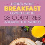 Here's What Breakfast Looks Like In 12 Countries Around The World ..