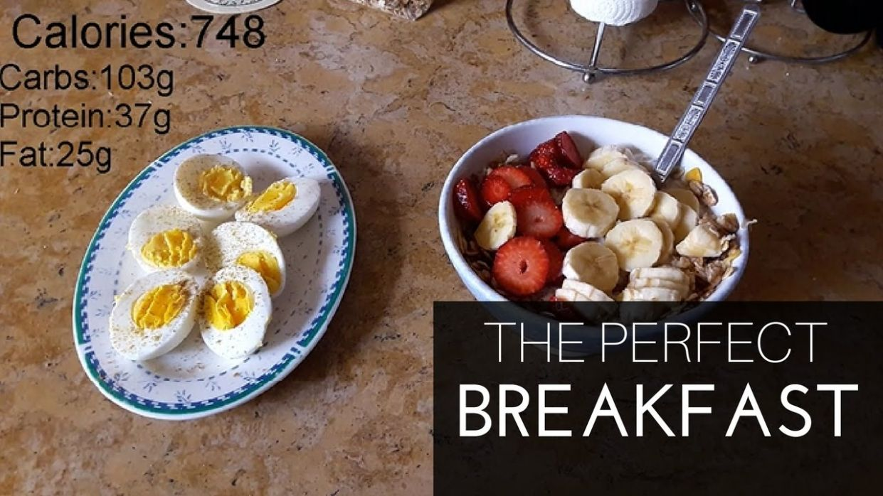 High calories breakfast For mass - Quick & Easy - Breakfast Recipes High Calorie