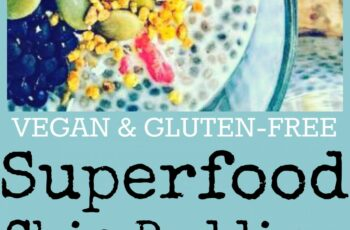 High Iron and Fiber Superfood Chia Pudding | Foods high in iron ...