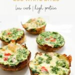 High Protein, Egg White Bites (low Carb) – Recipes Egg White Bites