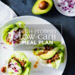 High Protein, Low Carb Meal Plan: 8,8 Calories | EatingWell – Healthy Recipes High Protein Low Carb
