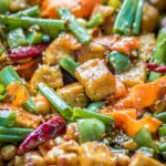 Hoisin Tofu Stir Fry With Peppers And Carrots – The Wanderlust Kitchen – Vegetarian Recipes Using Hoisin Sauce