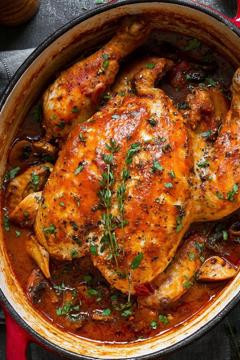 Holiday Main Course Recipe — Christmas Dinner Recipes — Eatwell9 - Chicken Recipes For Xmas Dinner