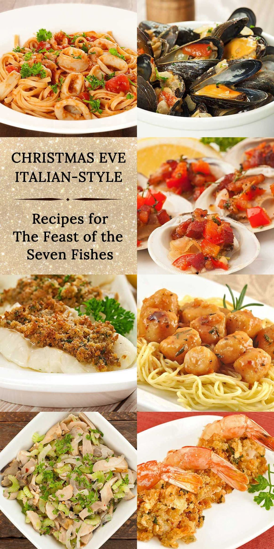 Holiday Menu: An Italian Christmas Eve | Christmas eve dinner menu ..