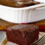 Homemade Chocolate Cake With Chocolate Frosting – Recipes Chocolate Cake Homemade