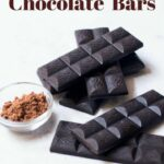 Homemade Dark Chocolate Bars – Made From Cocoa Powder – Easy Recipes Cocoa Powder