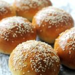 Homemade Hamburger Buns – Recipes Sandwich Buns
