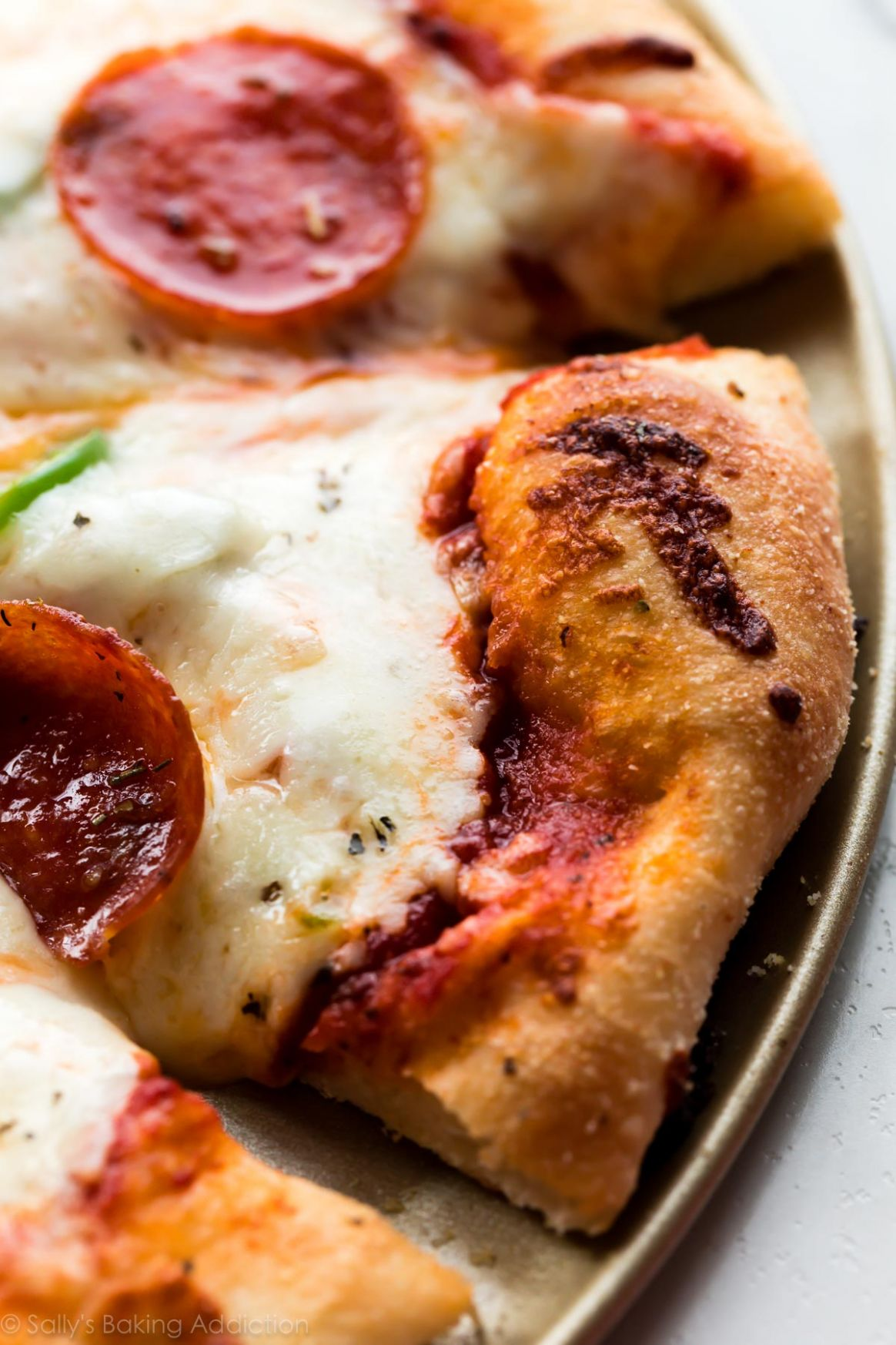 Homemade Pizza Crust - Recipes For Pizza Dough