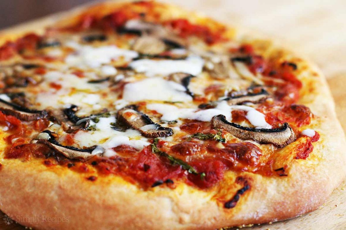 Homemade Pizza - Recipes For Pizza Dough