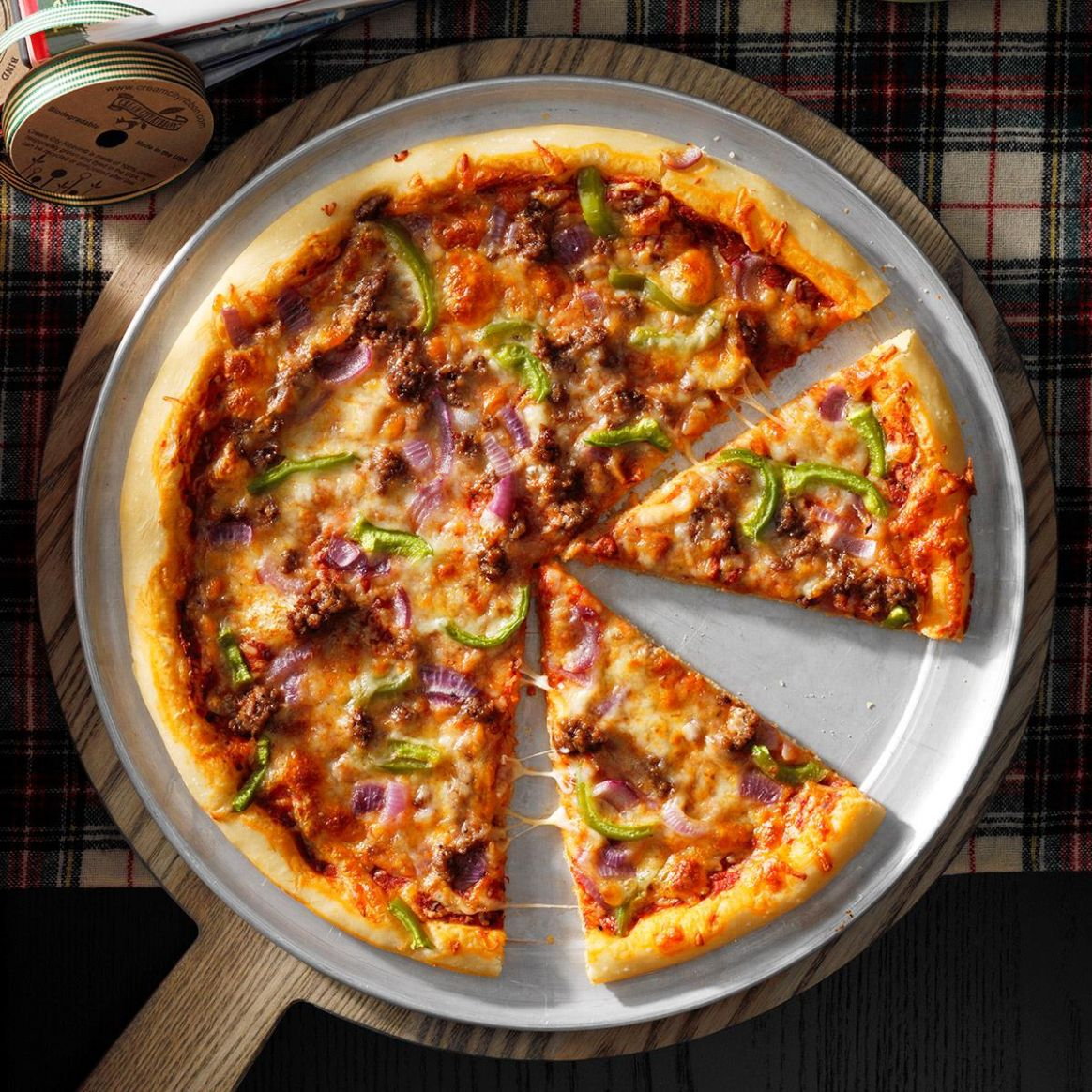 Homemade Pizza - Recipes Pizza Fillings