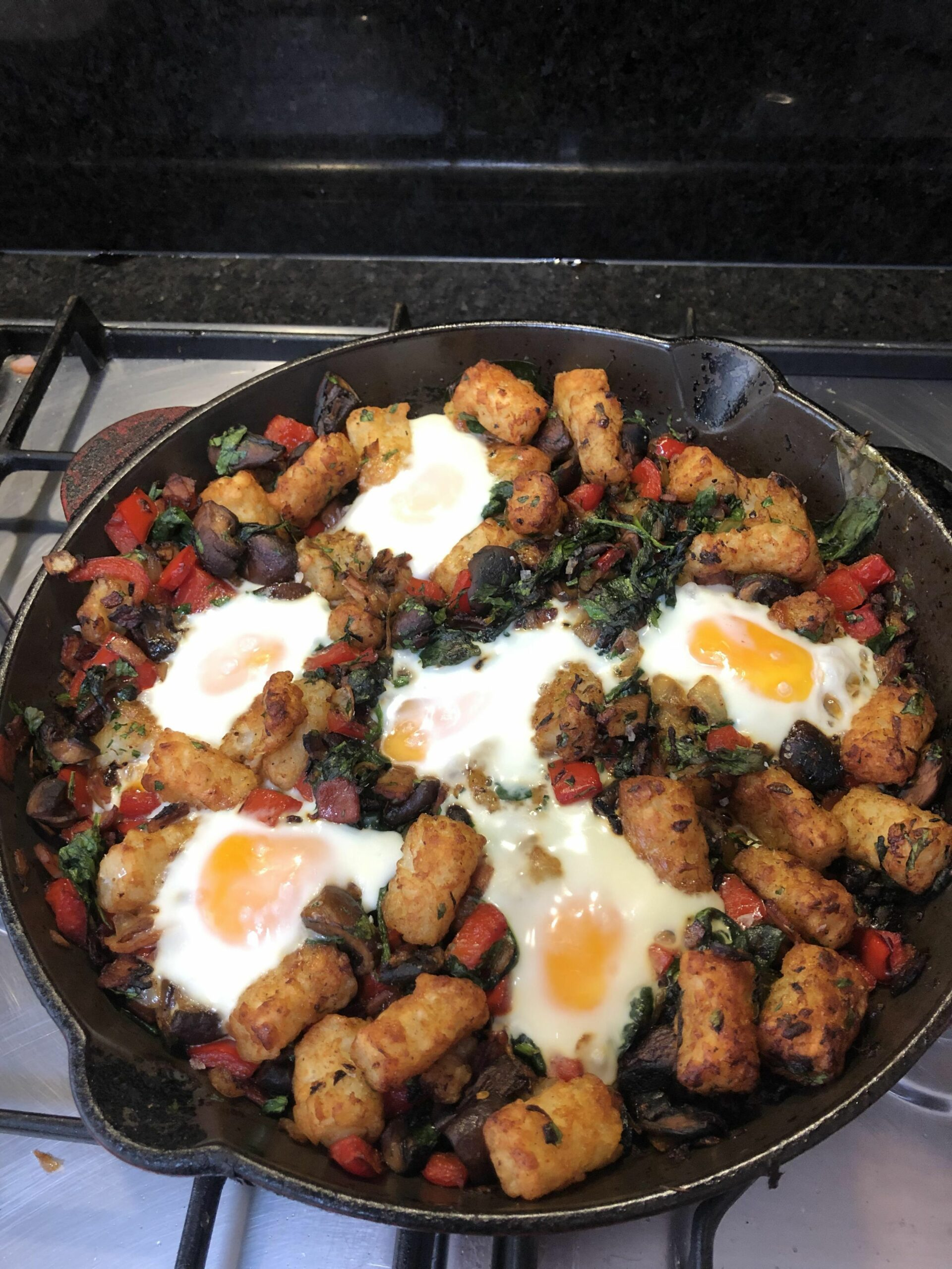 Homemade] Pot Hash for Breakfast : food - Breakfast Recipes Reddit