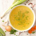 Homemade Vegetable Stock Recipe – Recipes With Vegetable Stock