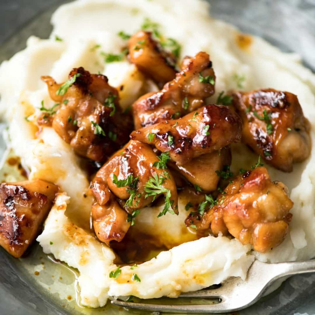 Honey Butter Chicken - Recipes Chicken Quick