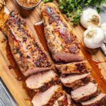 Honey Dijon Garlic Roasted Pork Tenderloin – Recipe Pork Dijon