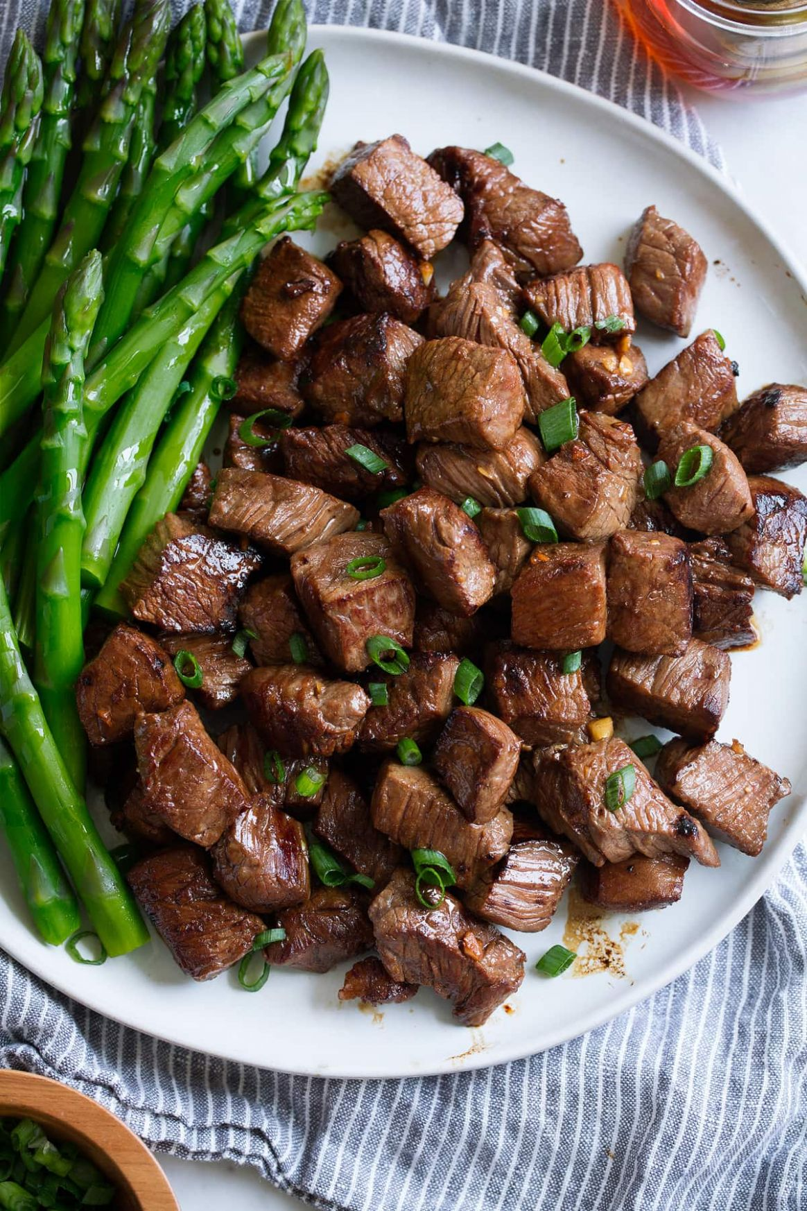Honey Garlic Steak Bites - Cooking Classy - Recipes With Beef Cubes