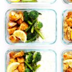 Honey Lemon Chicken Bowls (Meal Prep) – Dinner Recipes Meal Prep