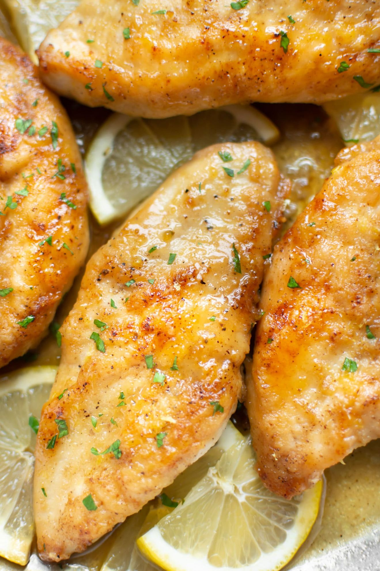 Honey Lemon Chicken - Recipe Chicken Breast Lemon