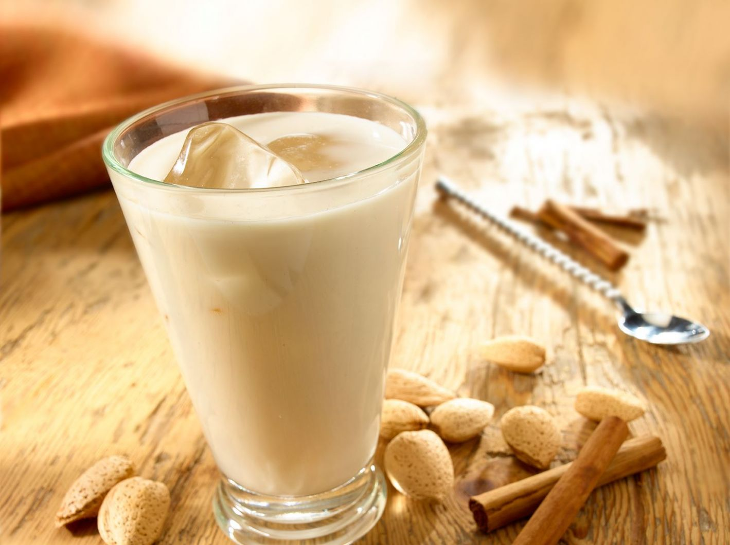 Horchata – Mexican-Style Almond and Rice Drink - Recipes Horchata Rice Drink