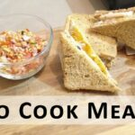 Hostel Food Hacks – 12 Course Meal That Needs NO COOKING – No Cook Recipes – Recipes No Cooking