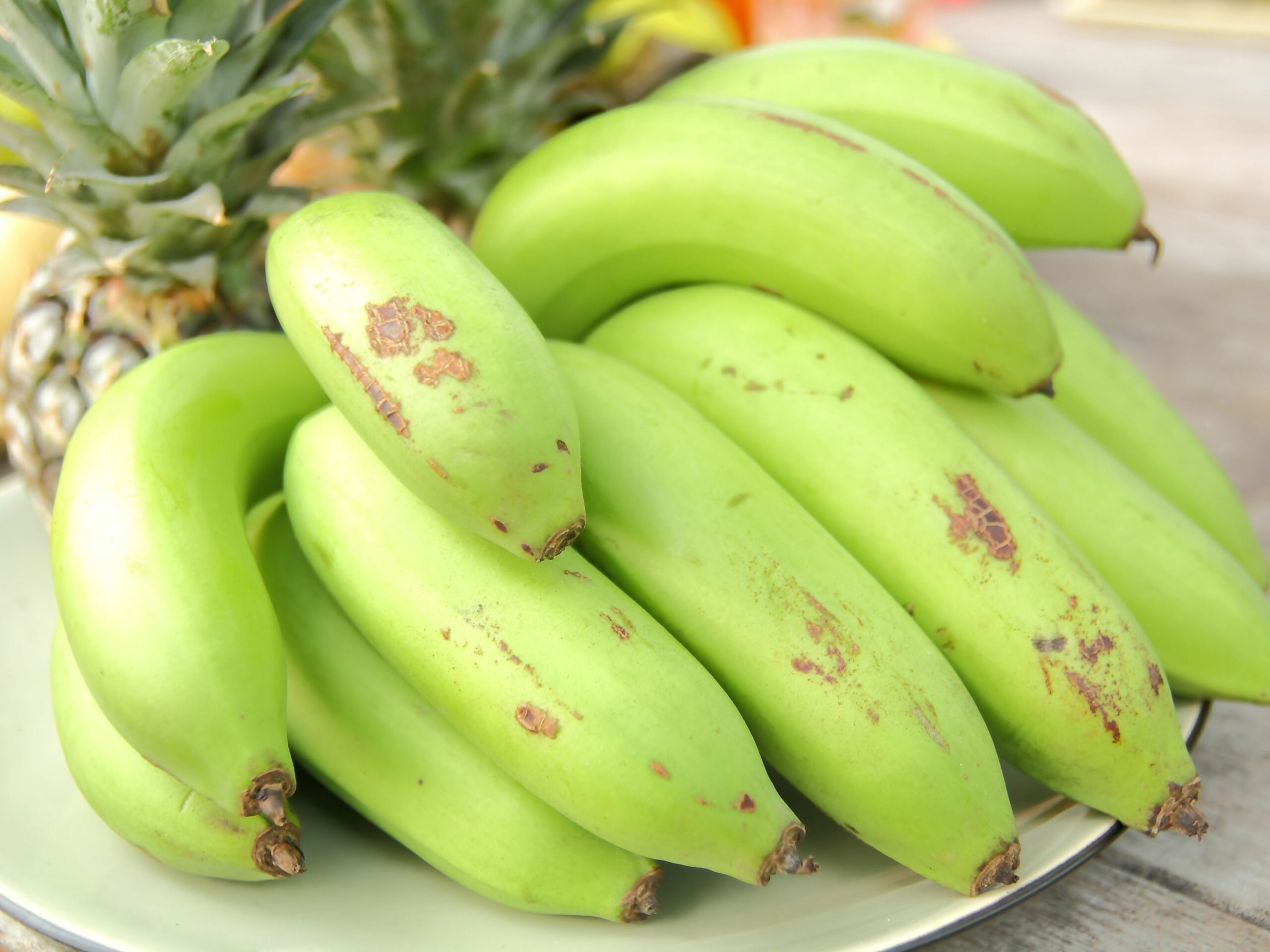 How Are Green Bananas Used in Caribbean Food? - Recipes Cooking Green Bananas